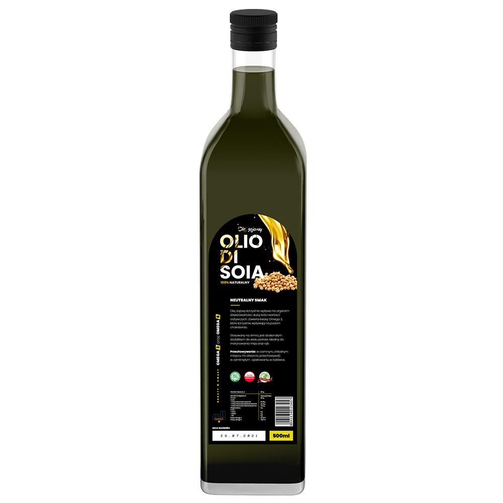 Olej Sojowy Spożywczy